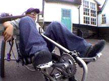 Tilting Trike by Ben Wilson