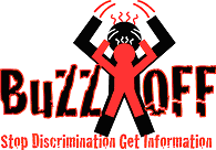 Buzz Off logo