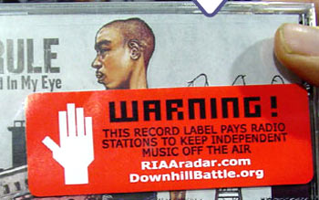 Downhill Battle label
