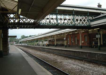 Photo of Exeter St David's Station by Elsie esq.