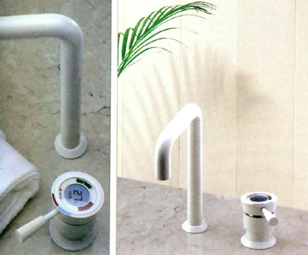 Water & Energy Saving Tap, by Stefan Grosvenor