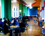 Common room, Judge Business School