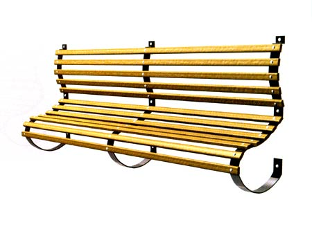 Bench by Joscelyn Bingham