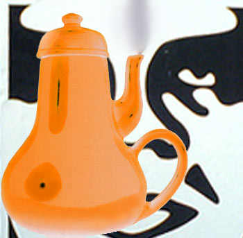Based on Don Norman's famous teapot