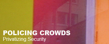 Policing Crowds logo