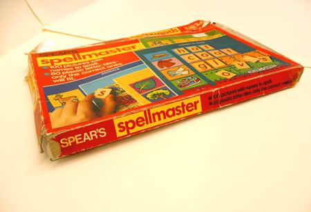 Spear's Spellmaster