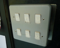 Group of 6 switches