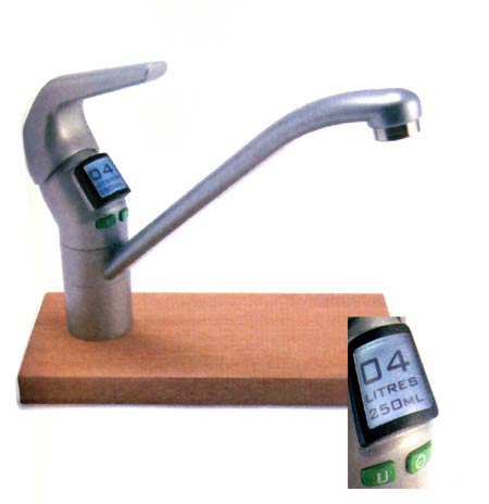 Tap Meter, by Henry Ellis-Paul