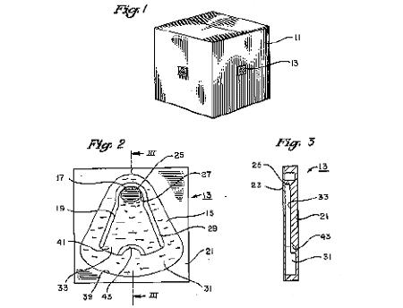 Patent image of Tilt sensor